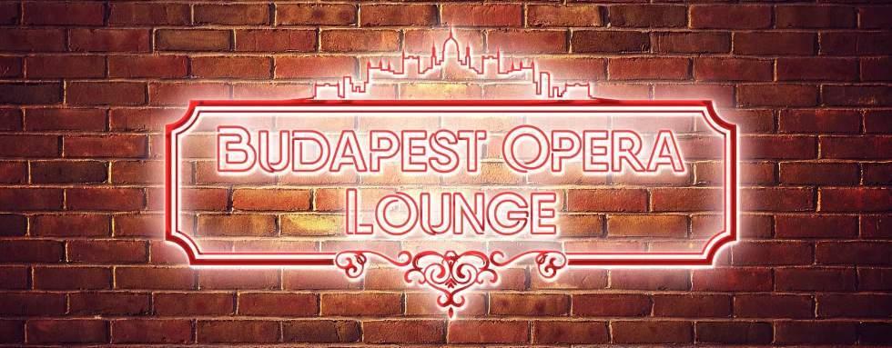 Budapest Opera Lounge